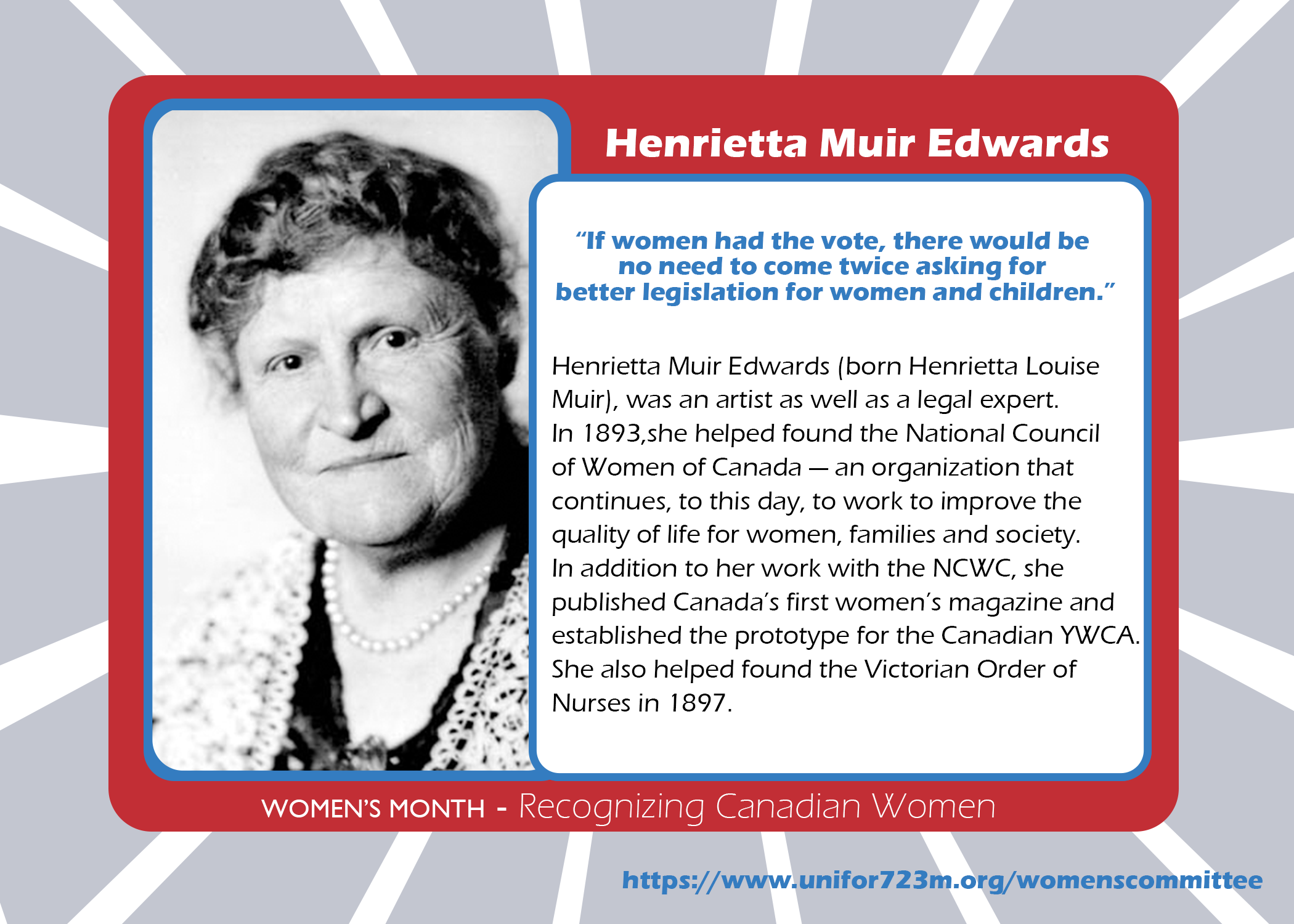 Henrietta Edwards