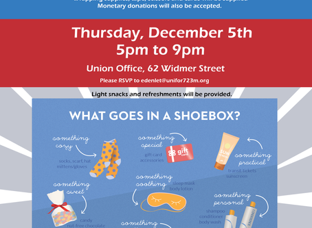 ShoeBox Campaign for Women in Need