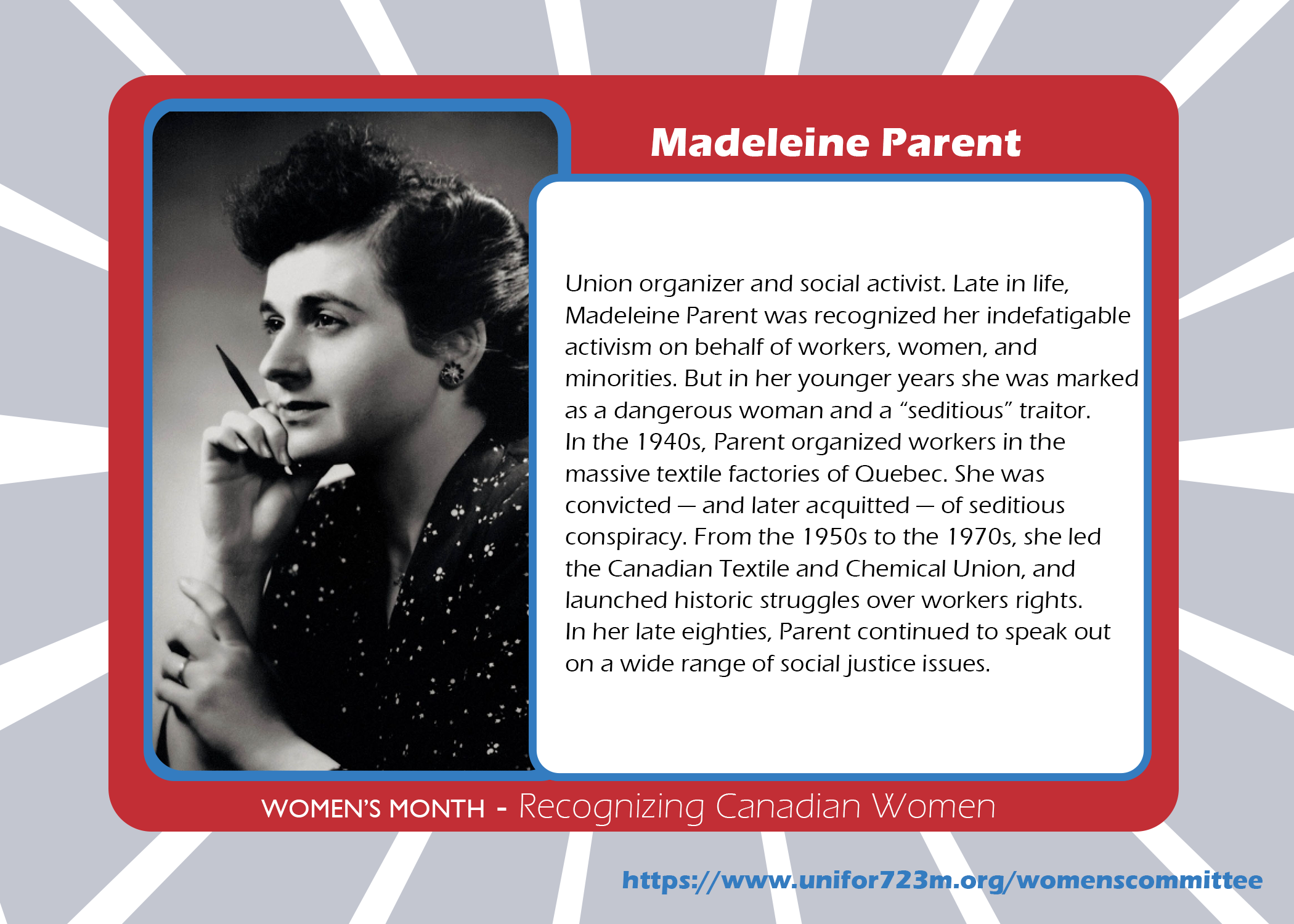 Madeline Parent