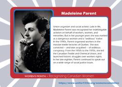 Madeline Parent