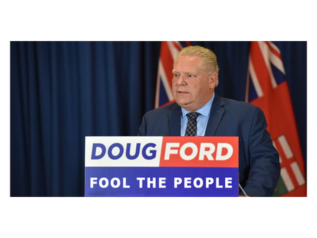 Tommy Douglas or Doug ford?