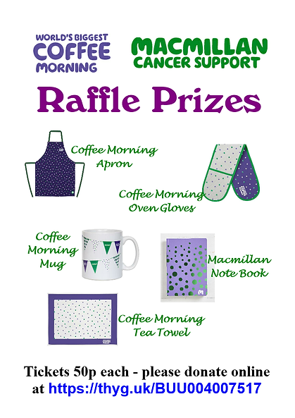 2020 Macmillan Coffee Morning - Raffle.p