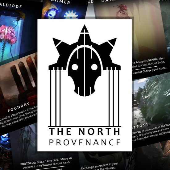 The North: Provenance.  Print and Play.