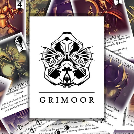 Grimoor.  Print and Play.
