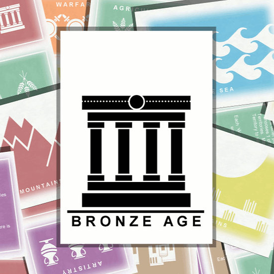 Bronze Age.  Print and Play.