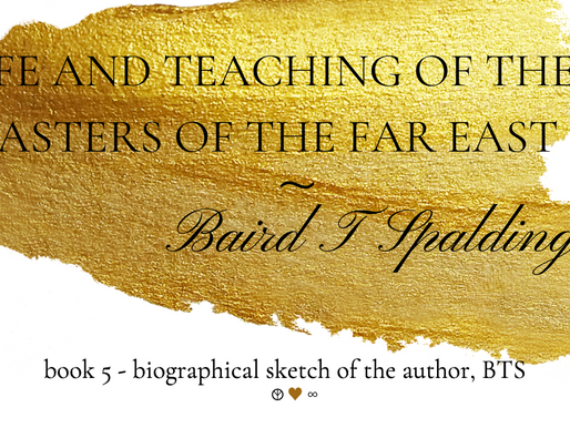 Life & Teaching of the Masters of The Far East Book 5 (5min recordings)