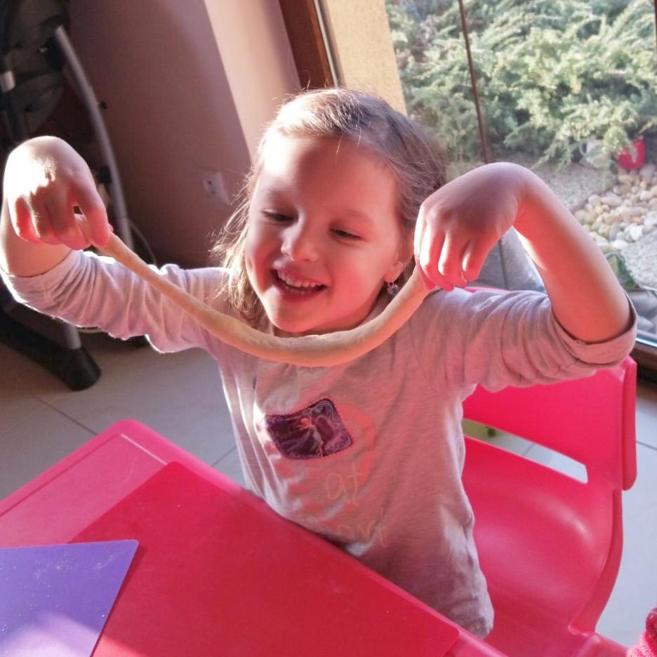 Making smiles before Gnocchi :)