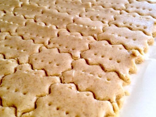 A Simple & Delicious (Wheatfree) Cracker Recipe