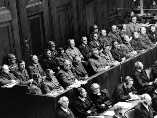 The Nuremberg Code, & Our Right to Say No