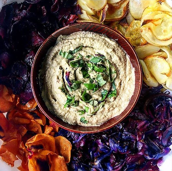 Hummus & Veg