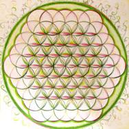 Flower of Life ~ Heart Chakra