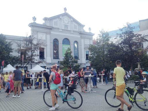 Bratislava's Vegan Fest & Farewell to Summer Street Party
