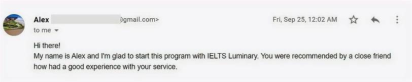 IELTS Writing Correction Service Review