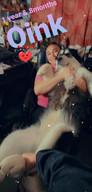 Ava Fox 301 & Dana Gaulin Writes & Oink 1 yr 8 months.jpg
