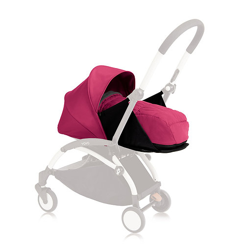 0+ newborn pack fucsia