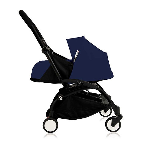 YOYO+ estructura negra + newborn pack Air France