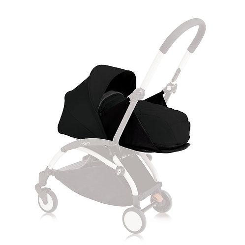 0+ newborn pack negro