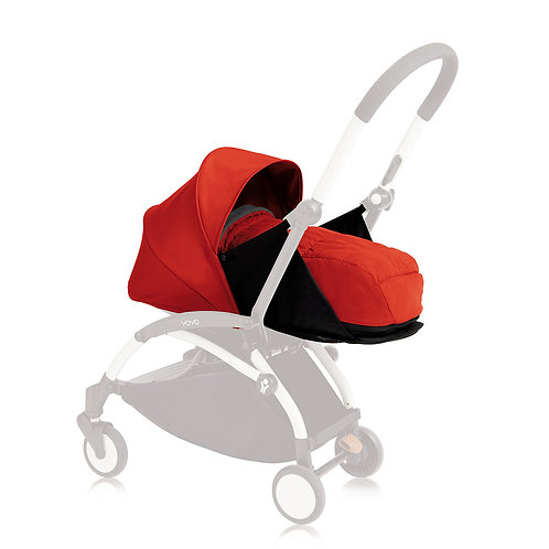 0+ newborn pack rojo