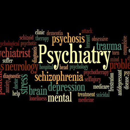 Metaphor and metonymy in psychiatry