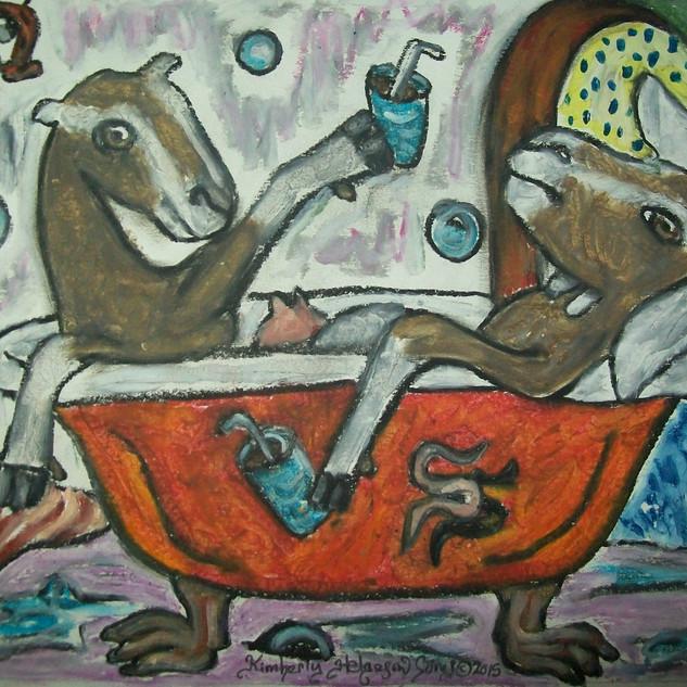 Do Soap Goats Have Rum & Coke?