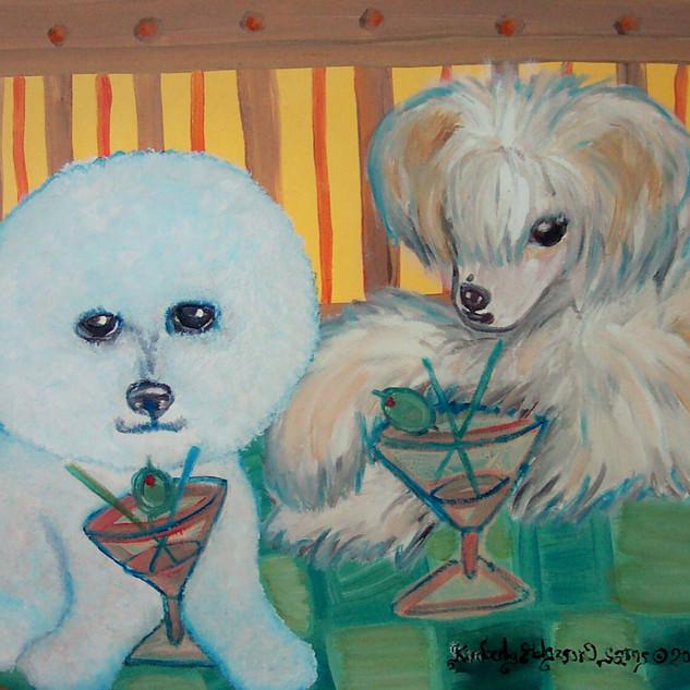Cosmopolitan Canines
