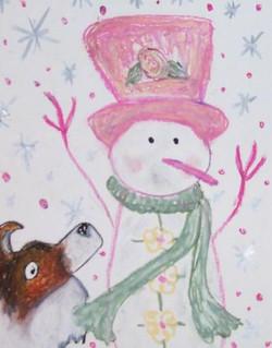 A Shabby Sheltie Christmas