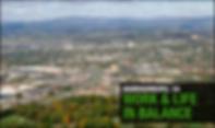Aerial Photo of Harrisonburg, VA