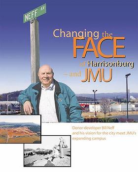 JMU Article on Bill Neff and Harrisonburg, VA