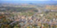 Aerial Photo of City of Harrisonburg, VA