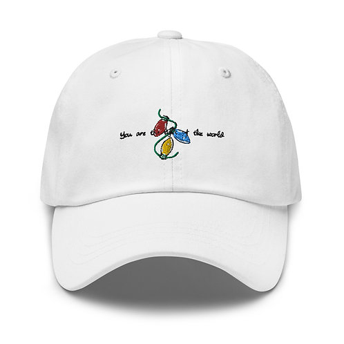 Light of the World Dad Hat