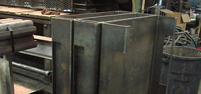 Westmoreland Steel Froming of plate, CNC Brake Press