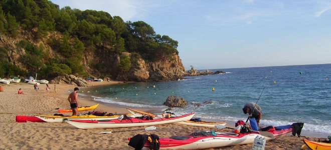 Séjours Kayak 5 jours