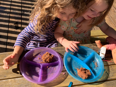 Nurturing your child's relationship with their body & food!