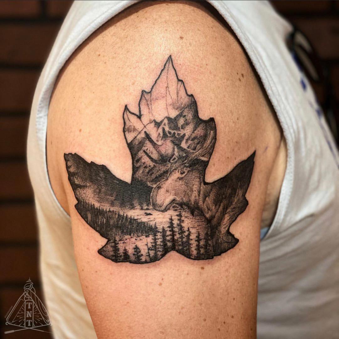 CANADA Tattoo