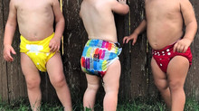 Cheeky Things -- The Deal with Cloth Diapers