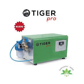 Tiger Pro - Going Green / Ekommerce