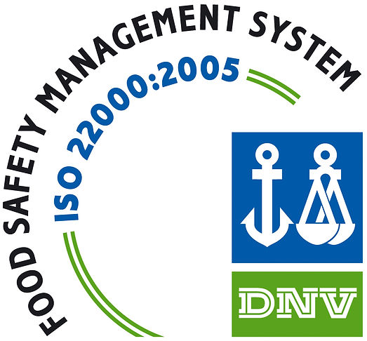 DNV ISO 22000:2005 Food safety management system