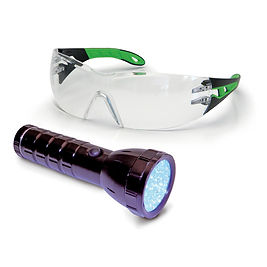LINTERNA Y GAFAS UV / Ekommerce