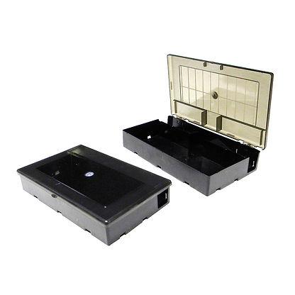 TWIN PLAST de Ekommerce | Trampa de captura múltiple para ratones, cucarachas e insectos rastreros