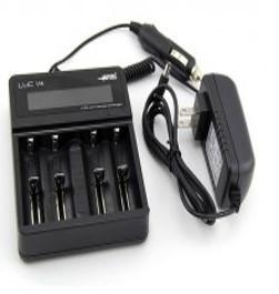 Cargador cuadruple baterias ekontrol
