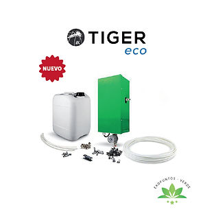 Tiger Eco - Going Green / Ekommerce