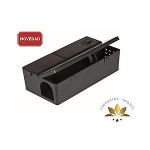 Trampa Electrónica Individual de Ekommerce | Trampa de captura individual para ratones