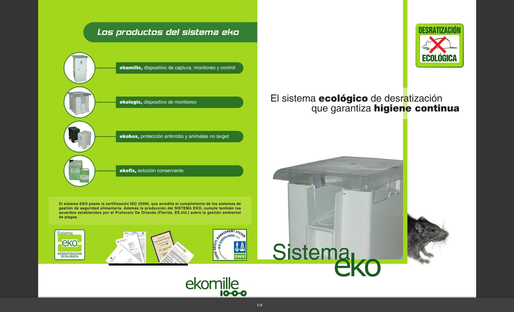 Sistema Eko 1