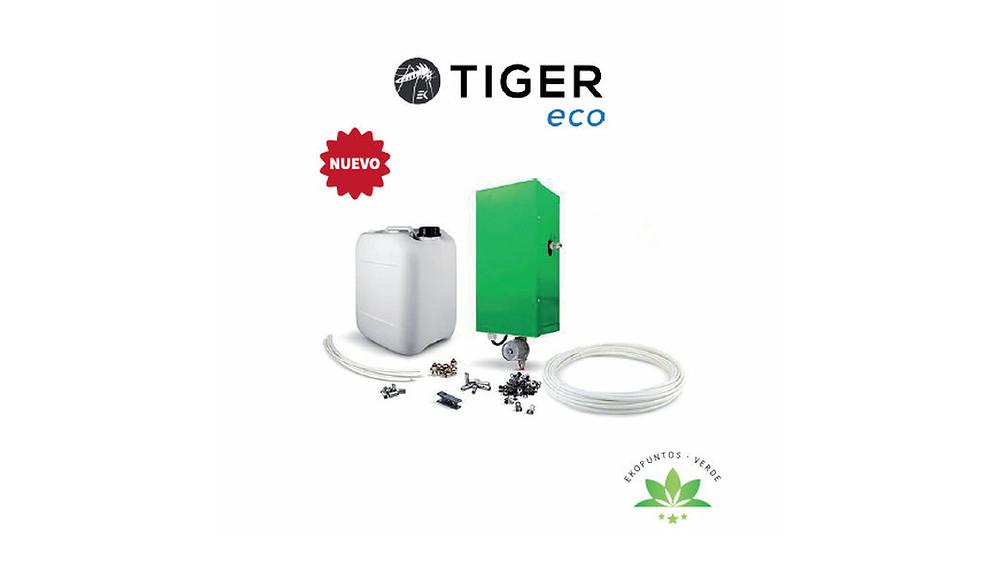 Tiger Eco contra mosquitos