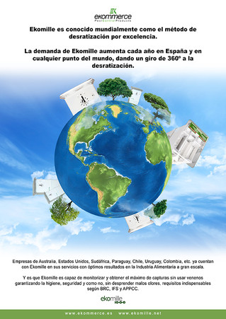 Ekomille En El Mundo