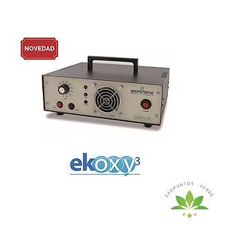 Ekoxy - Going Green / Ekommerce