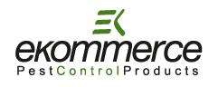 logotipo de EKOMMERCE PEST CONTROL ESPAÑA SL