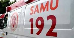 Acidente e casos clínicos são destaques do SAMU 192 de São Carlos