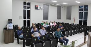 São Carlos: Sessão tem aprovações, convidado e pronunciamentos