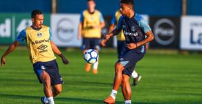 Grêmio negocia com Coritiba para manter lateral da base e pode envolver André e Lima